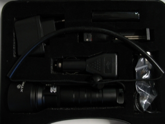 Xtar D-06 Led duiklamp