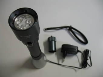 Duiklamp Divenology DN-9100