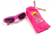 Swimsafe zonnebril UV400 roze